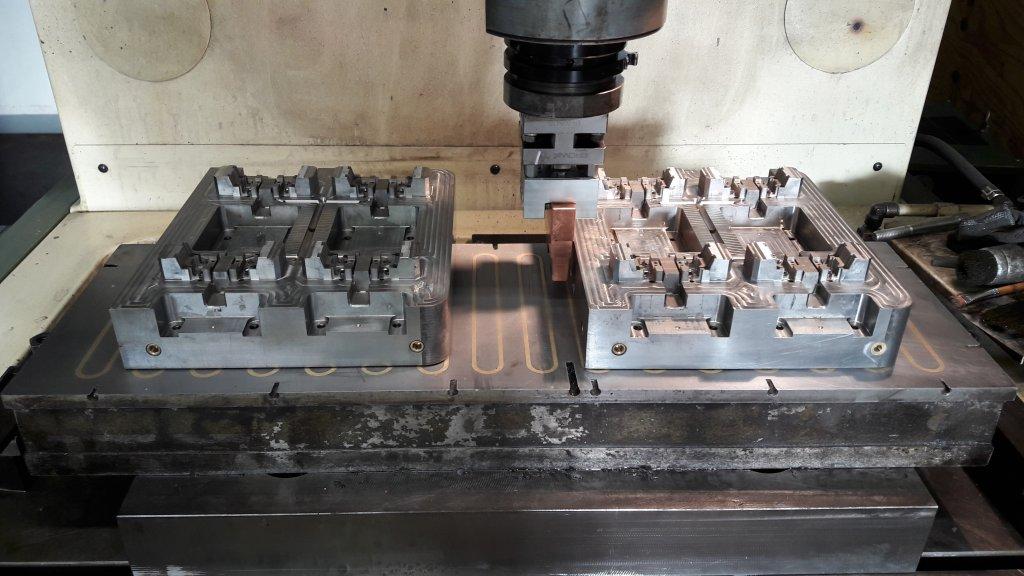 CNC erodiranje